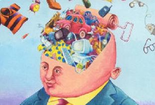 cose nella testa